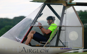 Airglow at the 2012 Icarus Cup