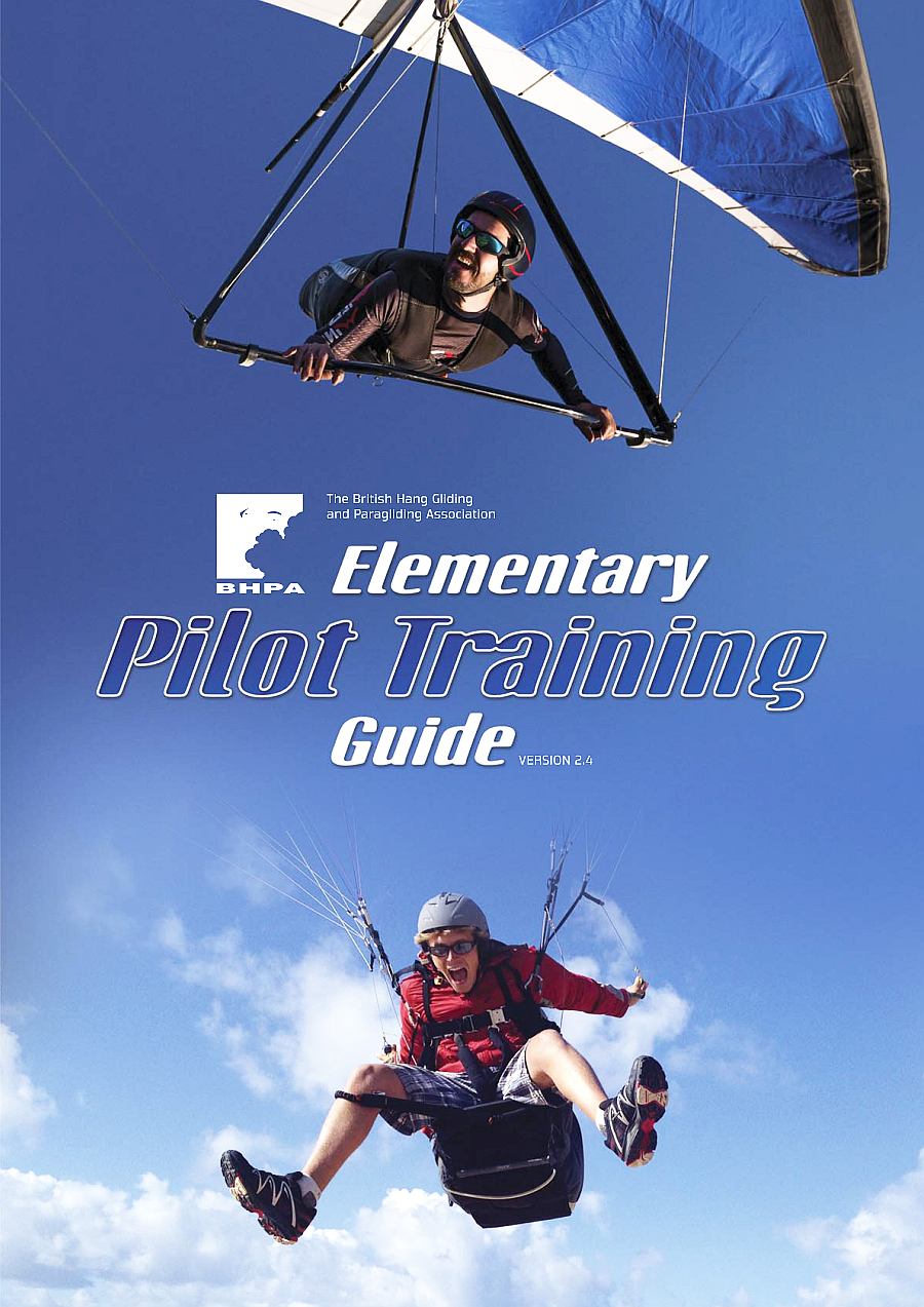 Download the BHPA Elementary Pilot Training Guide - 2.88mb