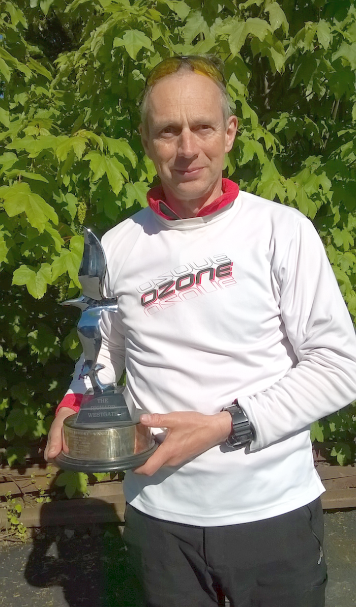 Richard Carter wins Westgate Trophy