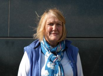 Jennie Burdett, who retired on the 28 September 2018